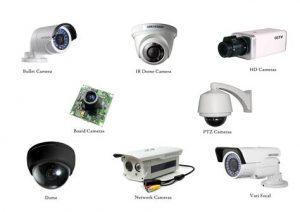 دوربین های مداربسته