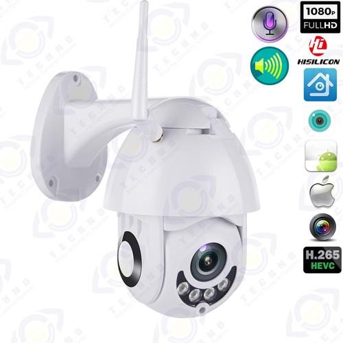 قیمت دوربین مداربسته گردان 360 درجه زوم دار متصل به اینترنت