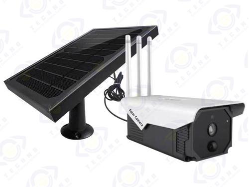 قیمت دوربین مداربسته با پنل خورشیدی