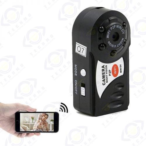 قیمت دوربین مداربسته مخفی رم خور کوچک q7