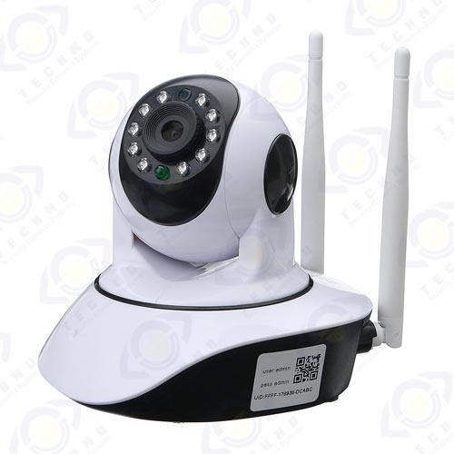 قیمت دوربین مداربسته بیسیم چرخشی