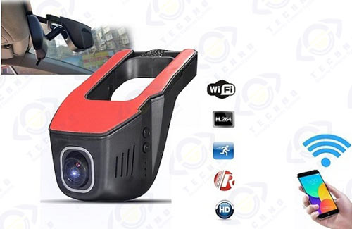 خرید دوربین خودرو دو لنزه